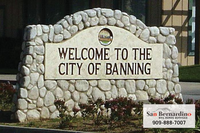 Banning Bail Bonds Store Store