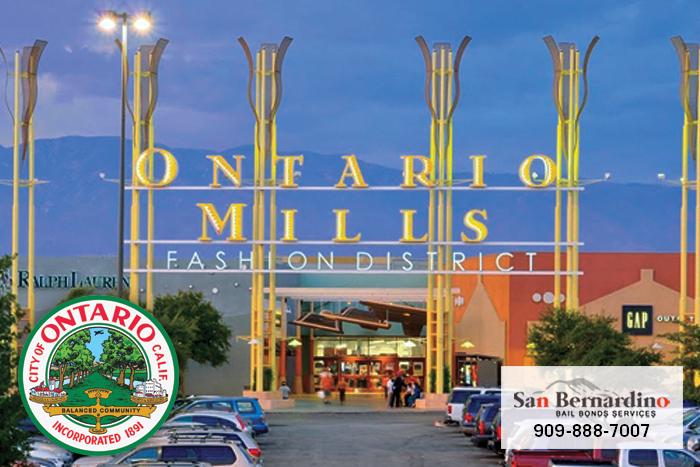 Ontario Bail Bonds Store Store