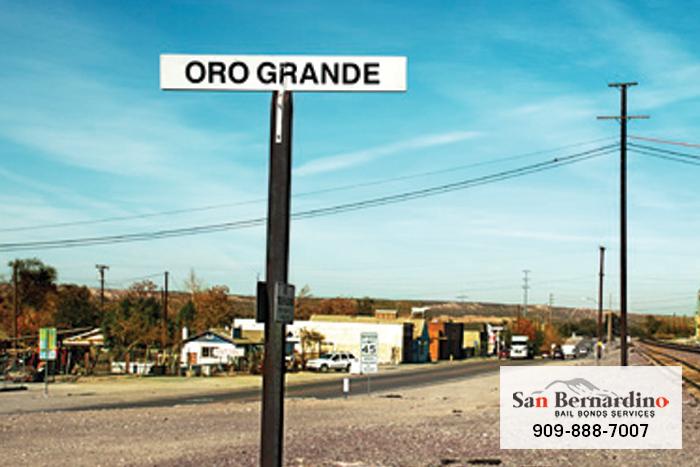 Oro Grande Bail Bonds Store Store