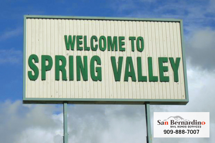 Spring Valley Bail Bonds Store Store