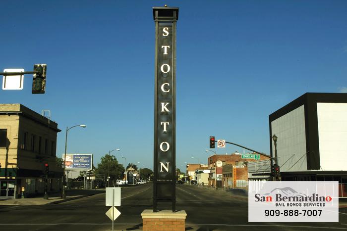 Stockton Bail Bonds Store Store