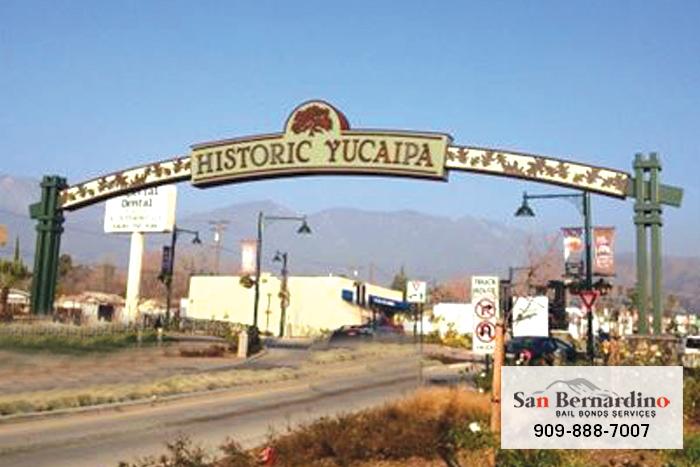 Yucaipa Bail Bonds Store Store