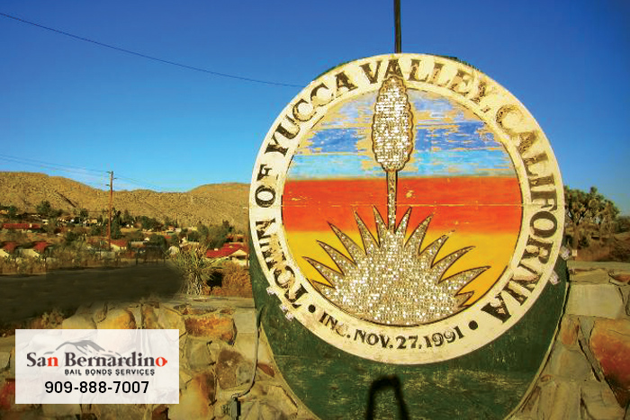 Yucca Valley Bail Bonds Store Store