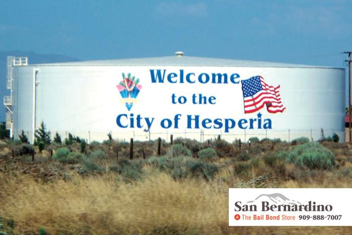 Hesperia Bail Bonds