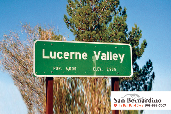 Lucerne Valley Bail Bonds