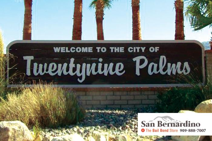 Twentynine Palms Bail Bonds