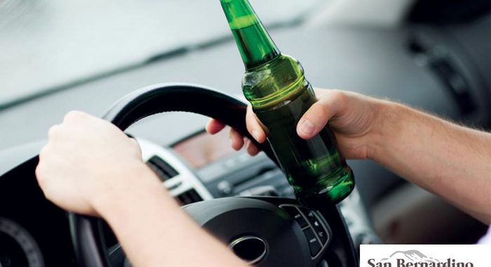 Dont Drink And Drive San Bernardino
