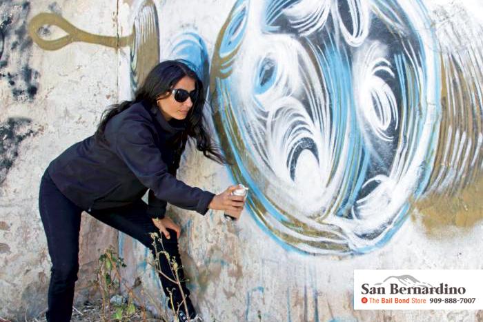 Vandalism In California