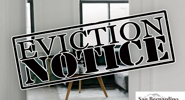 California's Eviction Process