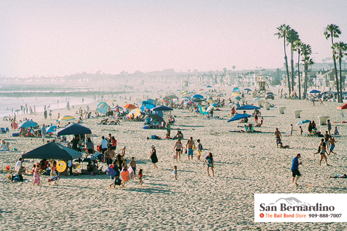 Rules On The Beaches In California