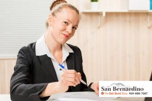 bail bonds with collateral in san bernardino