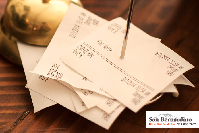 Are Paper Receipts About To Be Banned In California?