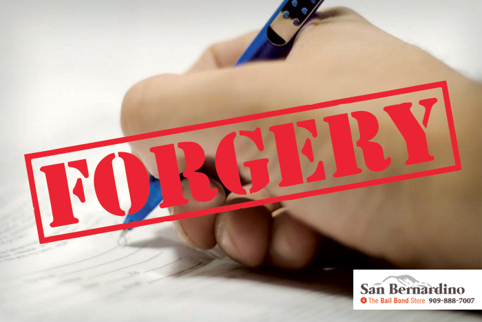 What Counts As Forgery In California?