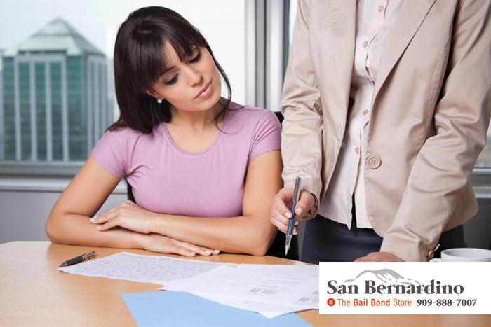 questions about bail san bernardino bail bonds
