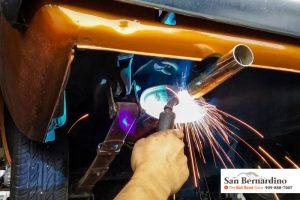 car exhaust laws california