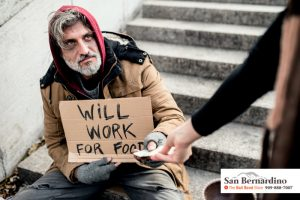 california homelesness